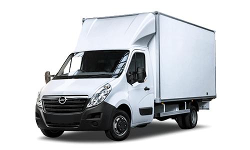 Noleggio lungo termine Opel MOVANO 35 2.3 CDTI 130CV PL-SL RWD CAB.GRAN VOLUME HD + Clima Pack