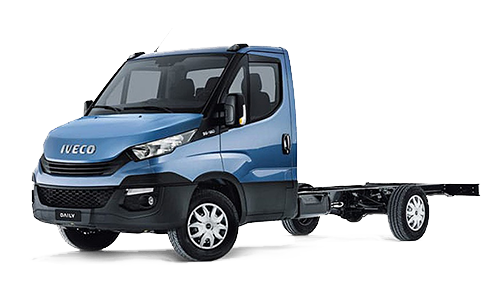 Noleggio lungo termine Iveco DAILY 33S12V 2.3 HPT PC-TN FURGONE + Pack Ver. Daily Business + Radio Bluetooth MP3
