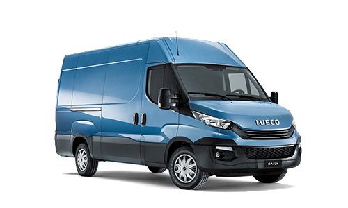 Noleggio lungo termine Iveco DAILY 33S12V 2.3 HPT PM-SL-TM FURGONE + Pack Ver. Daily Business + Radio Bluetooth MP3