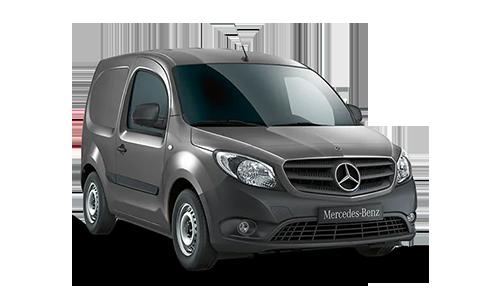 Noleggio lungo termine Mercedes CITAN 1.5 108 CDI FURGONE COMPACT+CLIMA e RADIO