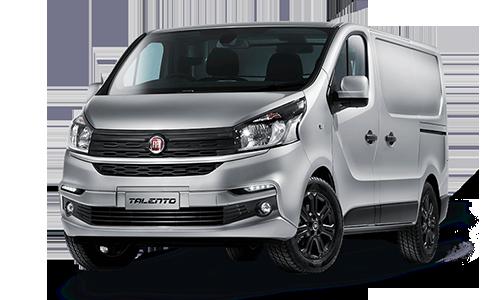 Noleggio lungo termine Fiat TALENTO TALENTOFURGONE 10Q CH1 PASSO CORTO TETTO STANDARD 1.6 MJT 95CV con Clima + Radio Bluetooth