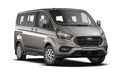 Noleggio lungo termine Ford TOURNEO CUSTOM 320  2.00 TDCI 105CV PC TREND