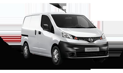 Noleggio lungo termine Nissan NV200 1.5 DCI 90CV FURGONE