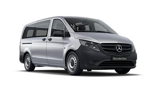 Noleggio lungo termine Mercedes VITO 1.6 109 CDI PC TOURER PRO COMPACT BUSINESS